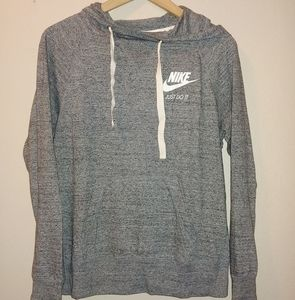 NIKE WOMENS GYM VINTAGE PULL OVER